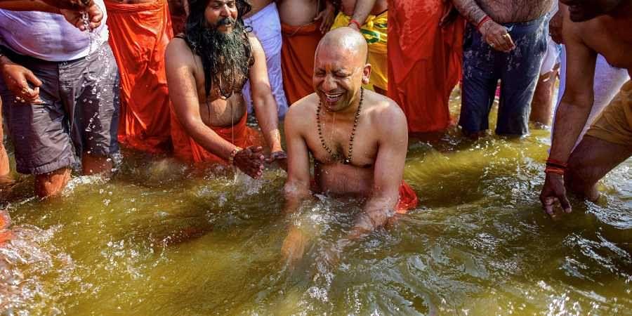 Yogi Adityanath, Maha kumbh