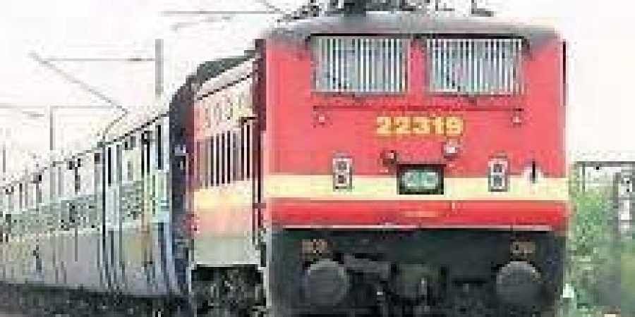 Train, Indian Railways