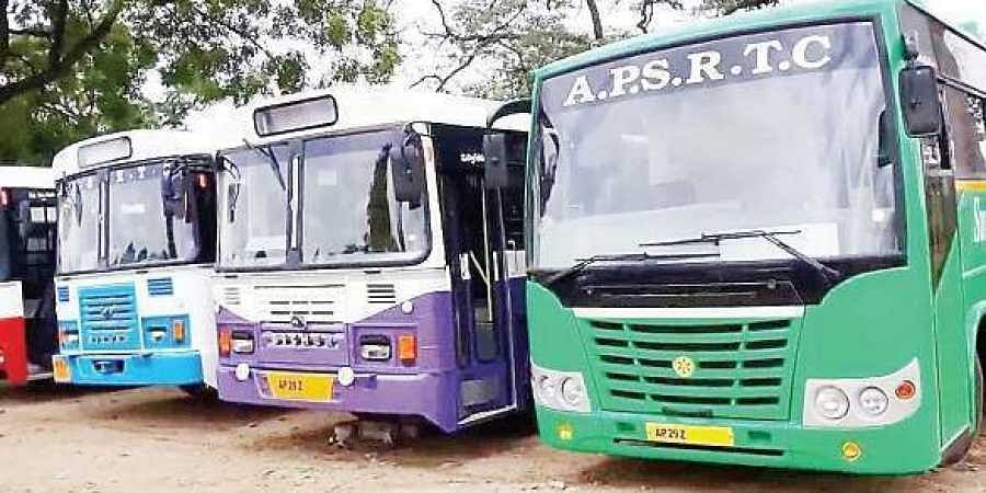 Electric Bus Transport System Mooted In Amaravati The New Indian Express