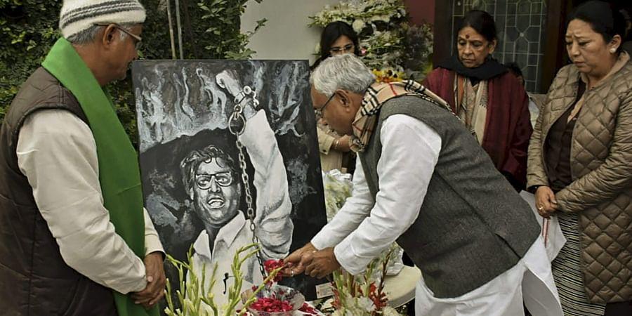 George Fernandes, Nitish Kumar