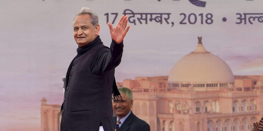 Rajasthan CM Ashok Gehlot. (Photo | PTI)