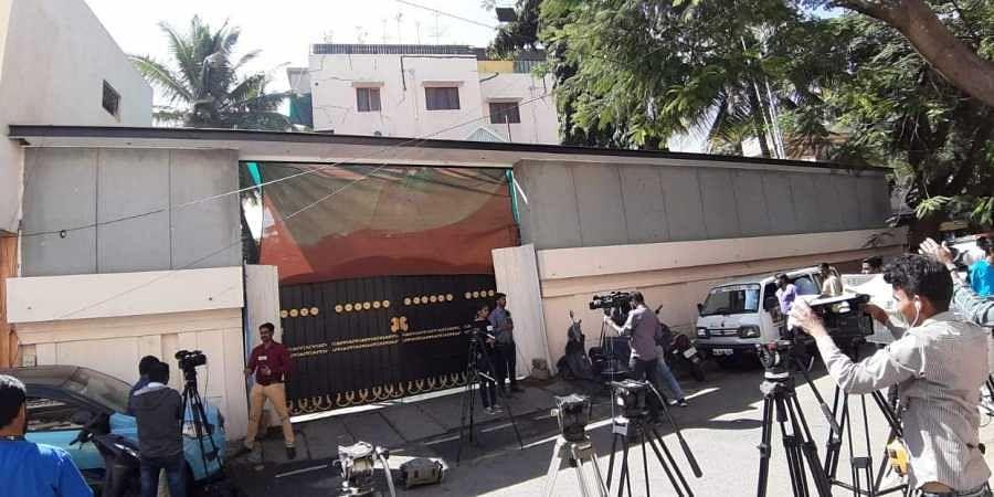 Kannada-raids