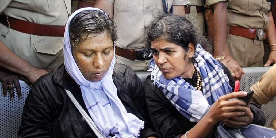 Sabarimala women entry