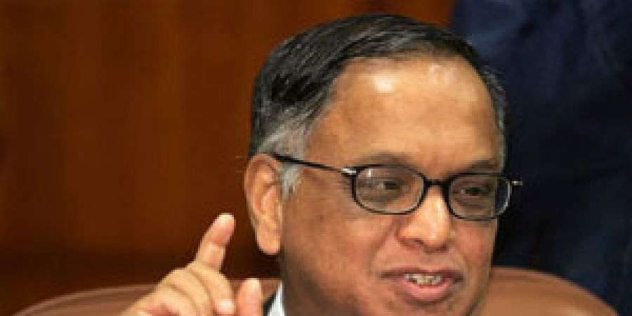 NR Narayana Murthy (Reuters)