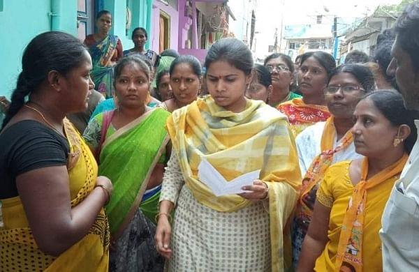 Akhila Priya   Latest and Breaking News on Akhila Priya   TNIE