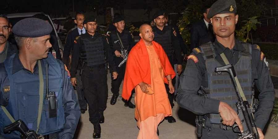 Yogi Adityanath, Uttar Pradesh CM