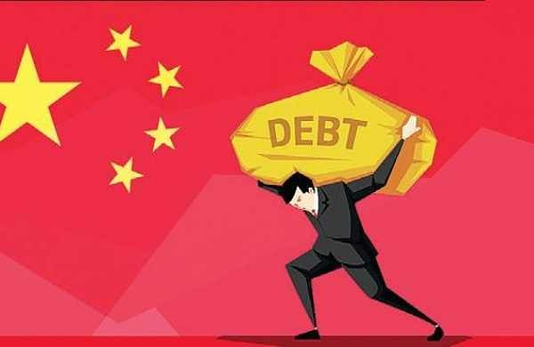 China's Dollar Debt Addiction Could Leave Everyone In A