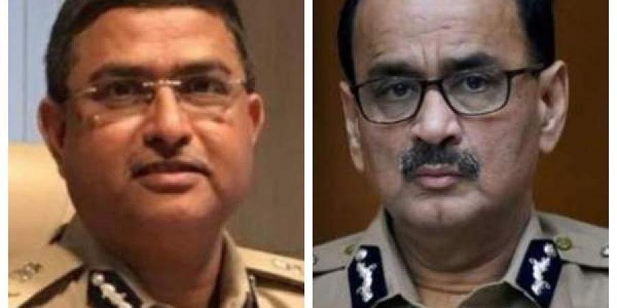 CBI special director Rakesh Asthana (Left) and CBI chief Alok Verma (Right).   (File   Agencies)