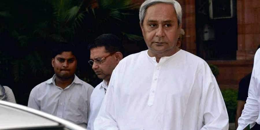 Naveen Patnaik, Odisha CM