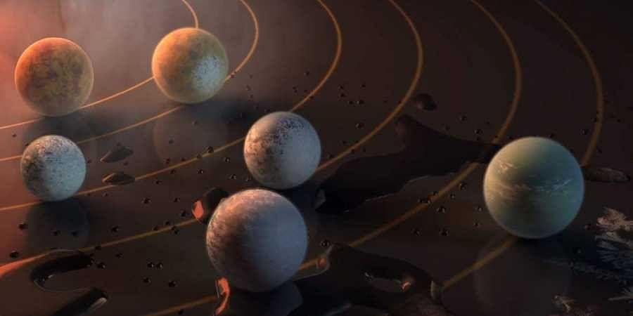 NASA probe discovers new planet orbiting dwarf star- The ...