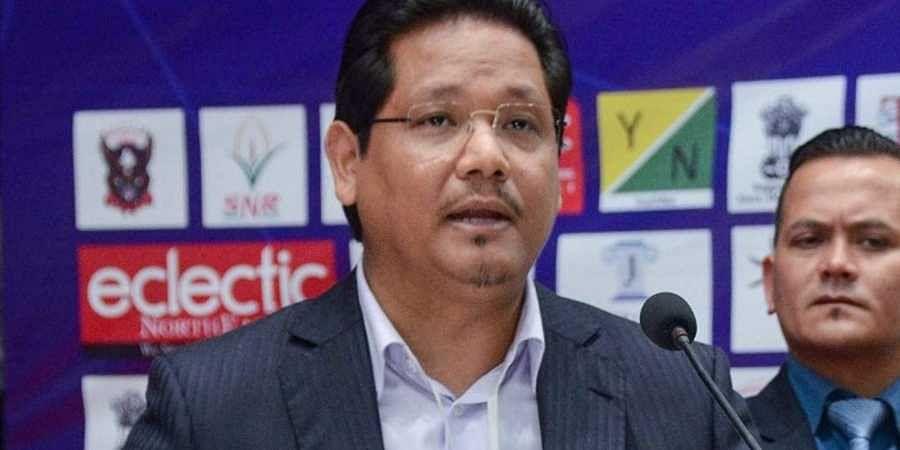 Conrad Sangma