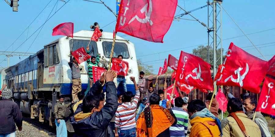 Trade Union Strike, CITU