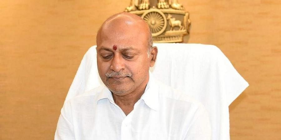 Ajeya Kallam, Principal Advisor to Andhra Pradesh CM Jagan Mohan Reddy