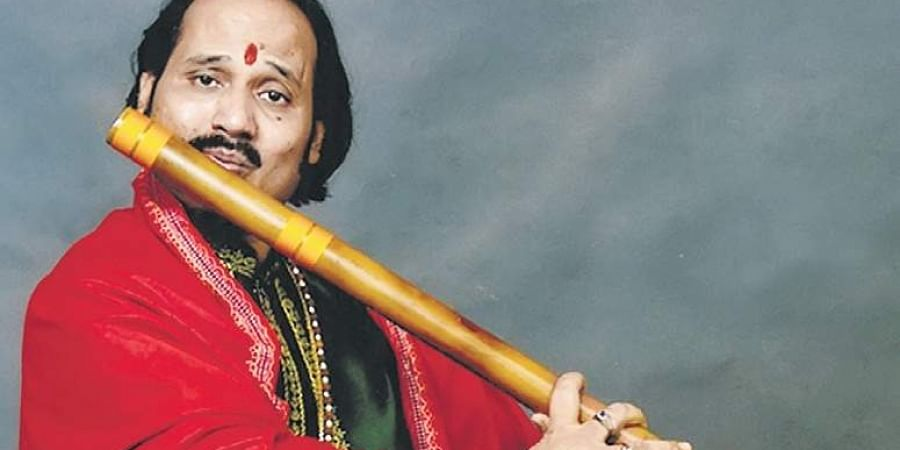 Ajay's solo at the show will be a confluence of wind (flute), string (santoor) and rhythm (tabla).