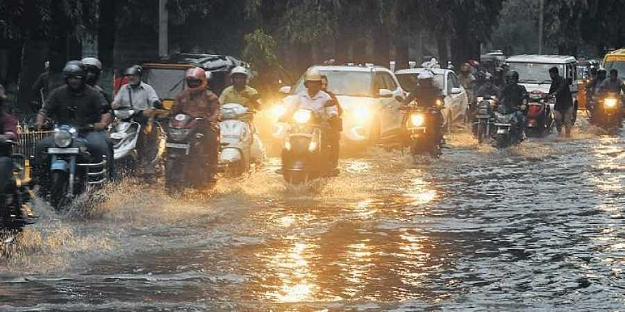 Delhi recorded 404.1 mm rainfall from June 1 to September 30, against the 30-year average of 648.9 mm, an IMD official said.
