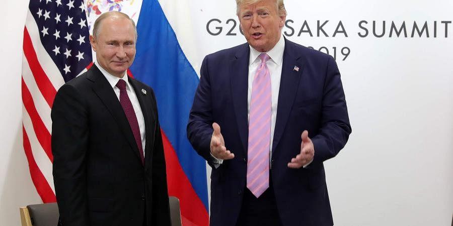 Vladimir Putin to US