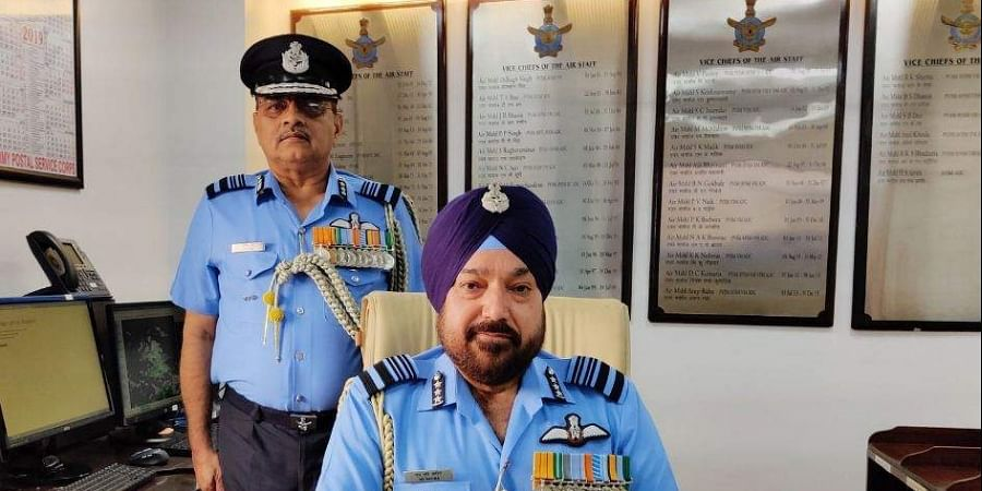 Air Marshal Harjit Singh Arora takes over as Vice Chief of Air Staff