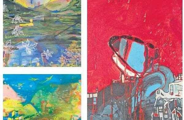 Art notes on rural landscapes