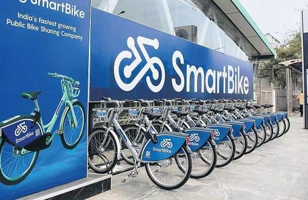 SmartBike in Koyambedu