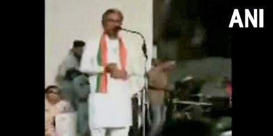 BJP candidate Dudaram Bishnoi