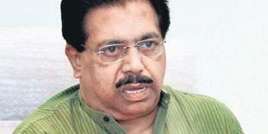 Congress leader PC Chacko