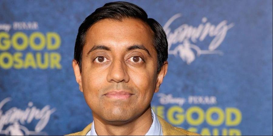 Indian-origin animator Sanjay Patel