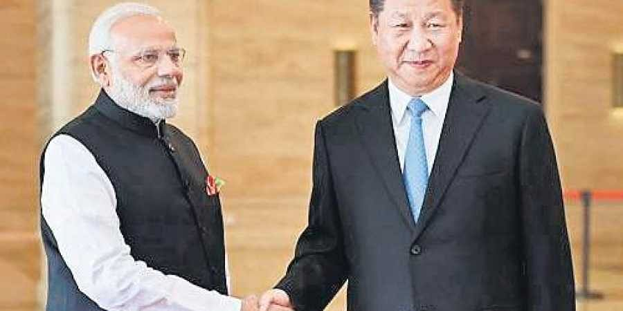 PM Modi and Chinese President Xi Jinping are set to meet on Friday
