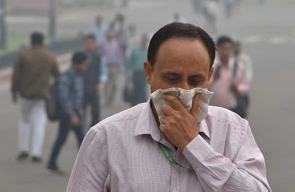 Delhis air quality remains poor for second day, likely to turn very poor by October 13