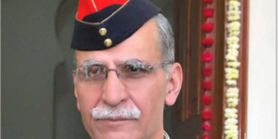 Former AMU Vice Chancellor Zameer Uddin Shah
