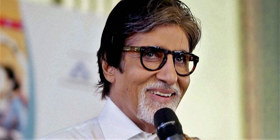 Bollywood icon Amitabh Bachchan