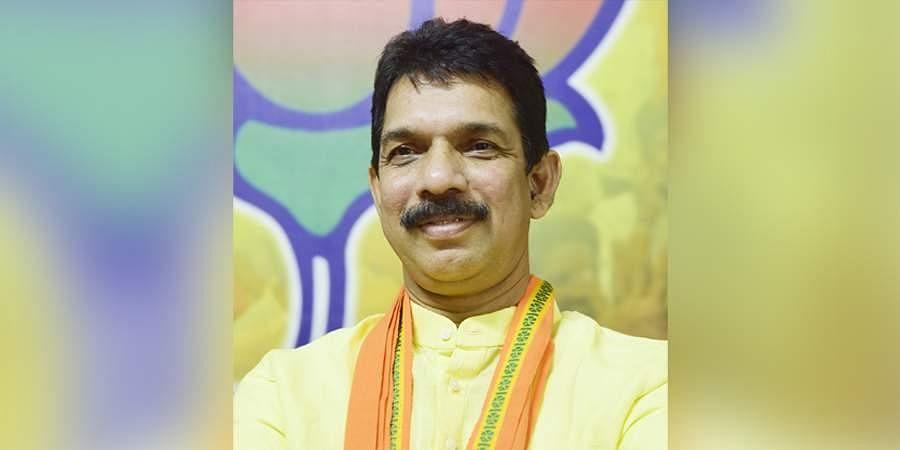 Karnataka BJP president Nalin Kumar Kateel
