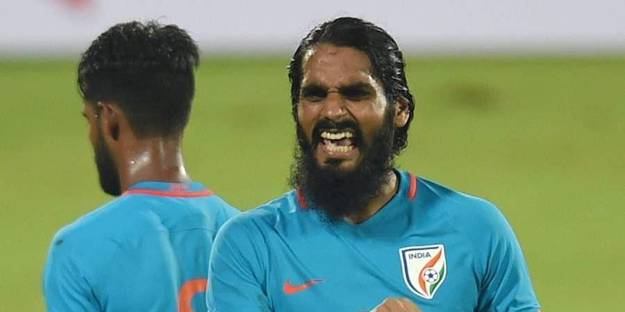 Star Indian defender Sandesh Jhingan