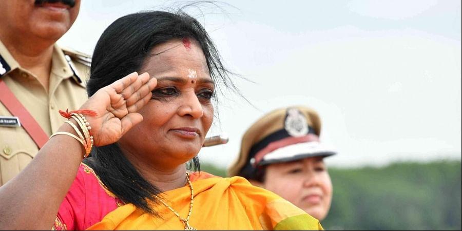 Tamilisai Soundararajan