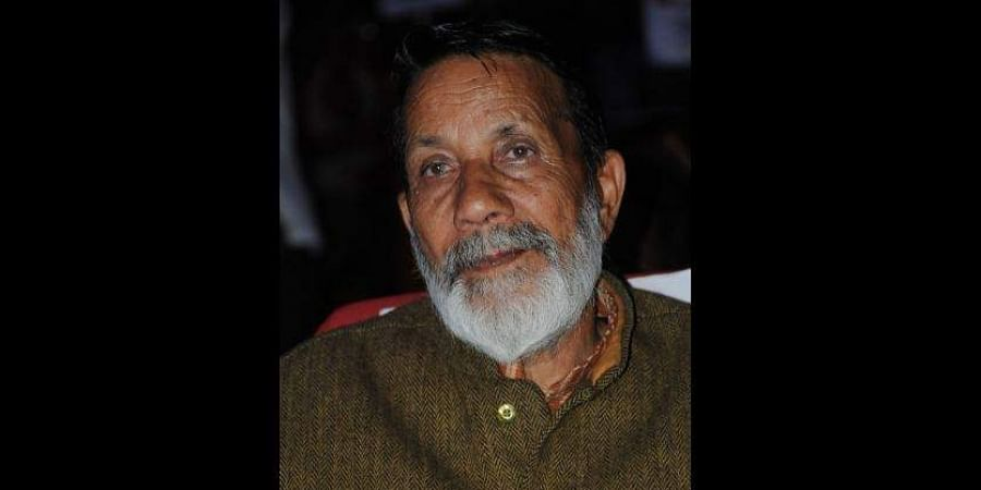 Environmentalist Chandi Prasad Bhatt