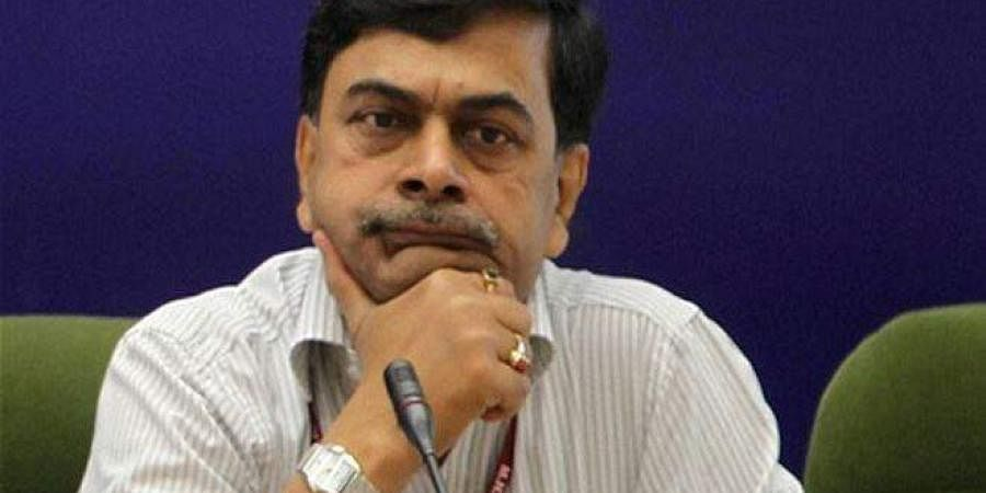 Union Minister of State for Power and New and Renewable Energy RK Singh