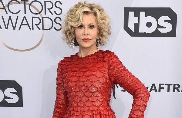 Jane Fonda to receive Cecil B DeMille Award at Golden Globes