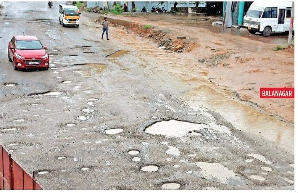 Private parties to maintain 687 km of GHMC roads