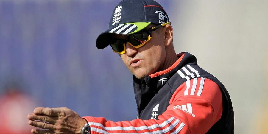 Former England coach Andy Flower