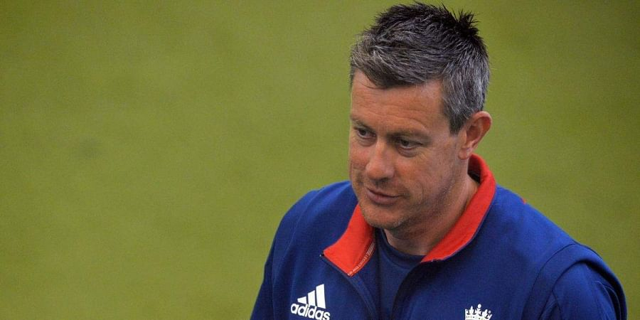 The Three Lions' director of cricket Ashley Giles
