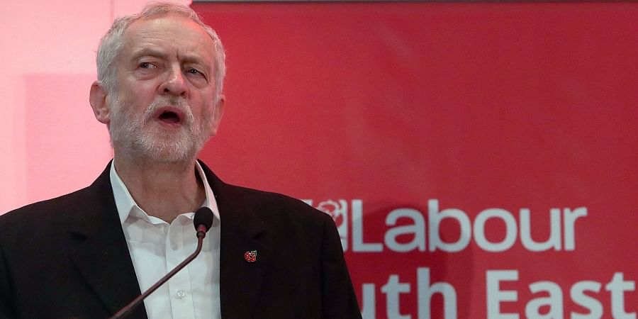 Britain's opposition Labour Party leader Jeremy Corbyn. | (File | AP)