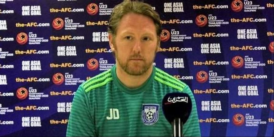 Bangladesh head coach Jamie Day