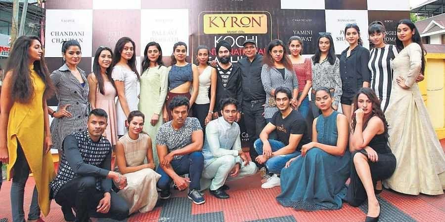 Kyron Kochi International Fashion Week Top Fashion Designers To Lure Kochi The New Indian Express