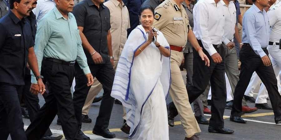 West Bengal CM Mamata Banerjee.   (Photo   PTI)