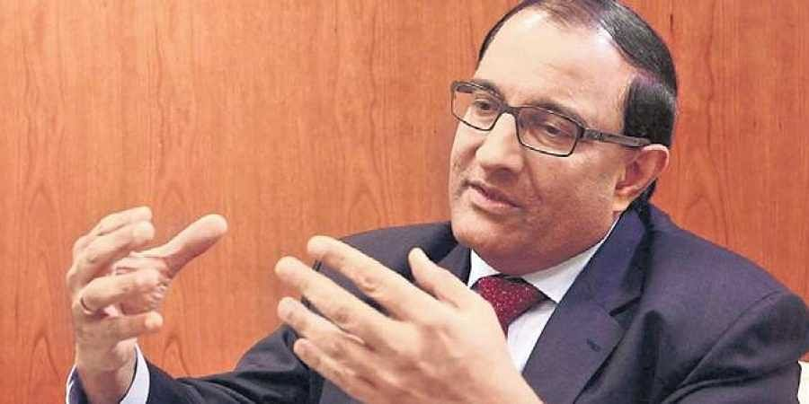 Singapore's minister-in-charge, Trade relations, S Iswaran
