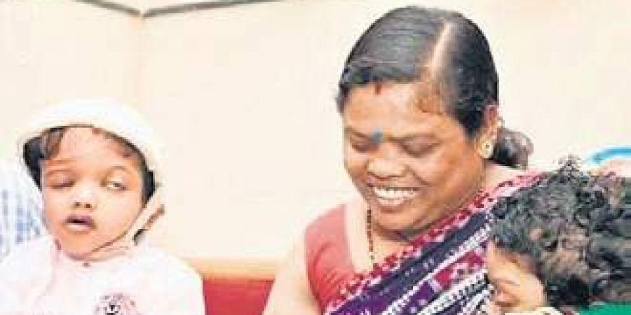 Jagga and Balia are availing medical treatment at a Cuttack hospital.