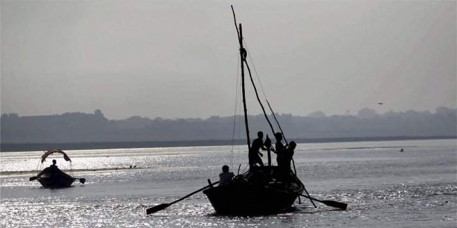 Image of a boat used for representational purposes only. (Photo | PTI)