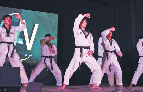 Korean Culture Day celebrated in Hyderabad