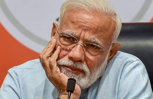 PM Narendra Modi condoles loss of lives in Japan due to Typhoon Hagibis