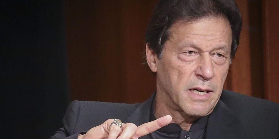Paksitan PM Imran Khan