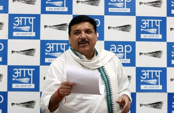 Arvind Kejriwal's CCTV cameras led to arrest of robbers who stole PM Modi's niece's belongings: Sanjay Singh